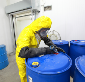 Information for careers in Hazardous Waste Management